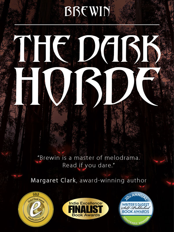 The Dark Horde, Cover